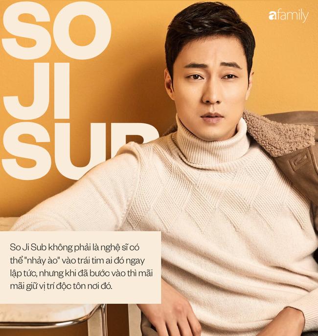 So Ji Sub: Quý ông độc thân đắt giá, thà lẻ bóng chứ quyết không đem chuyện kết hôn ra thử vận đời may rủi - Ảnh 3.