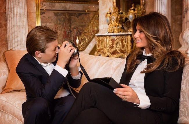 Điều ít biết về Đệ nhất phu nhân Mỹ: Từng là người mẫu nóng bỏng, học cao, chưa bao giờ phụ thuộc chồng tỷ phú - Ảnh 6.
