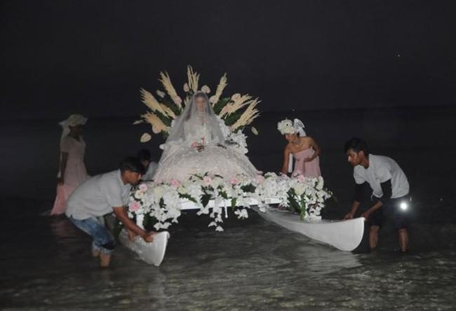 Ngày cuối cùng của đám cưới tỷ phú Ấn Độ ở Phú Quốc:  1 loạt những shot hình độc đáo, đẹp mắt mang đẳng cấp sang-xịn-mịn - Ảnh 9.