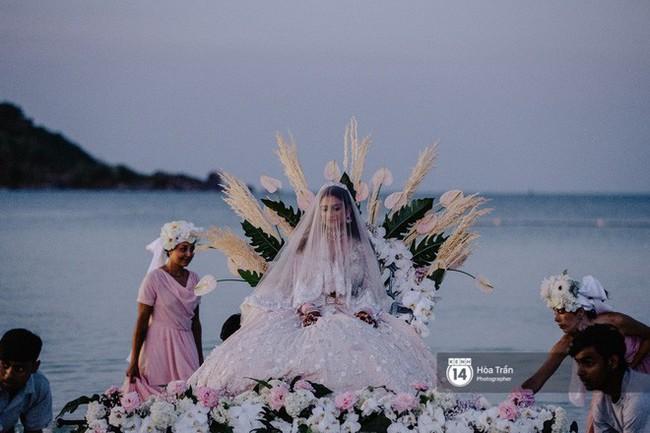 Ngày cuối cùng của đám cưới tỷ phú Ấn Độ ở Phú Quốc:  1 loạt những shot hình độc đáo, đẹp mắt mang đẳng cấp sang-xịn-mịn - Ảnh 10.