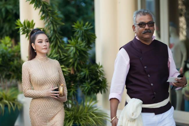 Đám cưới ngàn tỉ của tỷ phú Ấn Độ bất ngờ góp mặt ngôi sao giải trí duy nhất của showbiz Việt: Lý Nhã Kỳ - Ảnh 5.