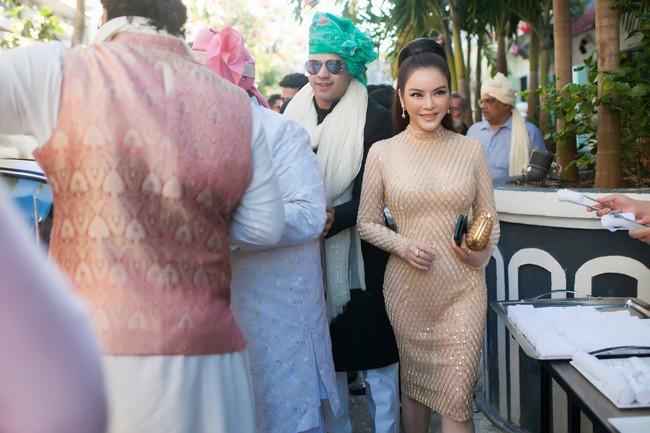 Đám cưới ngàn tỉ của tỷ phú Ấn Độ bất ngờ góp mặt ngôi sao giải trí duy nhất của showbiz Việt: Lý Nhã Kỳ - Ảnh 7.