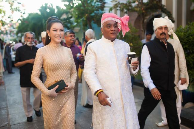 Đám cưới ngàn tỉ của tỷ phú Ấn Độ bất ngờ góp mặt ngôi sao giải trí duy nhất của showbiz Việt: Lý Nhã Kỳ - Ảnh 8.