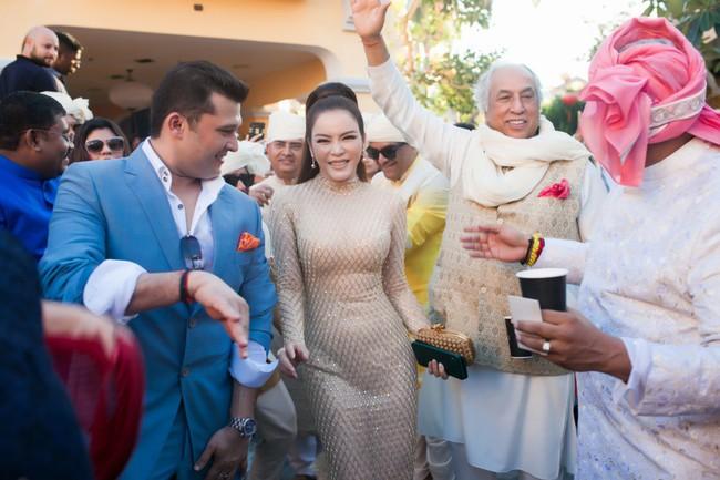 Đám cưới ngàn tỉ của tỷ phú Ấn Độ bất ngờ góp mặt ngôi sao giải trí duy nhất của showbiz Việt: Lý Nhã Kỳ - Ảnh 10.