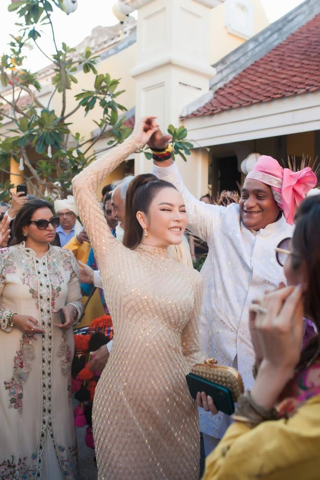 Đám cưới ngàn tỉ của tỷ phú Ấn Độ bất ngờ góp mặt ngôi sao giải trí duy nhất của showbiz Việt: Lý Nhã Kỳ - Ảnh 11.