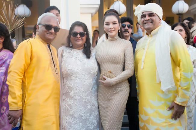 Đám cưới ngàn tỉ của tỷ phú Ấn Độ bất ngờ góp mặt ngôi sao giải trí duy nhất của showbiz Việt: Lý Nhã Kỳ - Ảnh 13.