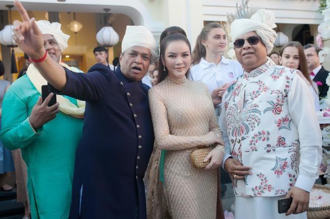 Đám cưới ngàn tỉ của tỷ phú Ấn Độ bất ngờ góp mặt ngôi sao giải trí duy nhất của showbiz Việt: Lý Nhã Kỳ - Ảnh 14.