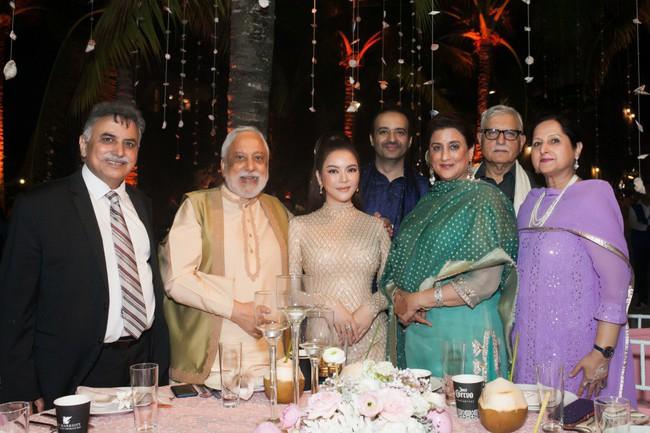 Đám cưới ngàn tỉ của tỷ phú Ấn Độ bất ngờ góp mặt ngôi sao giải trí duy nhất của showbiz Việt: Lý Nhã Kỳ - Ảnh 15.