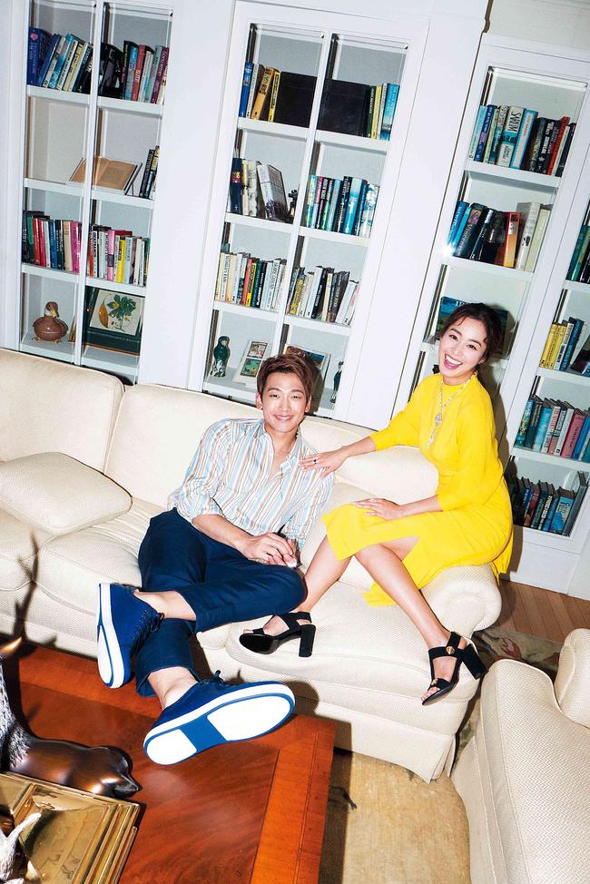 Vợ chồng Bi Rain mỗi người tậu nhà chục tỷ, dân mạng được phen ghen tị với mẹ Kim Tae Hee và gia thế khủng của người đẹp - Ảnh 1.