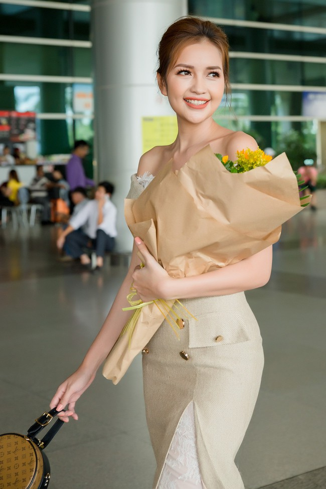 Ngọc Châu rạng rỡ chào đón Miss Supranational và Mister Supranational đến Việt Nam - Ảnh 4.