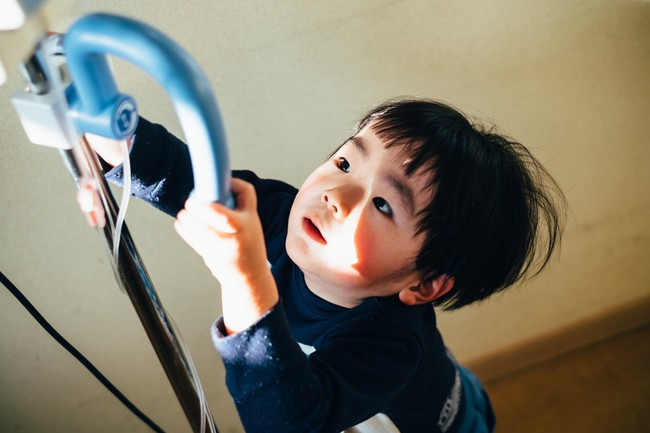 Nhiếp ảnh gia Nhật Bản mắc bệnh ung thư nguyện dành 3 năm còn lại chụp ảnh dành tặng con - Ảnh 13.
