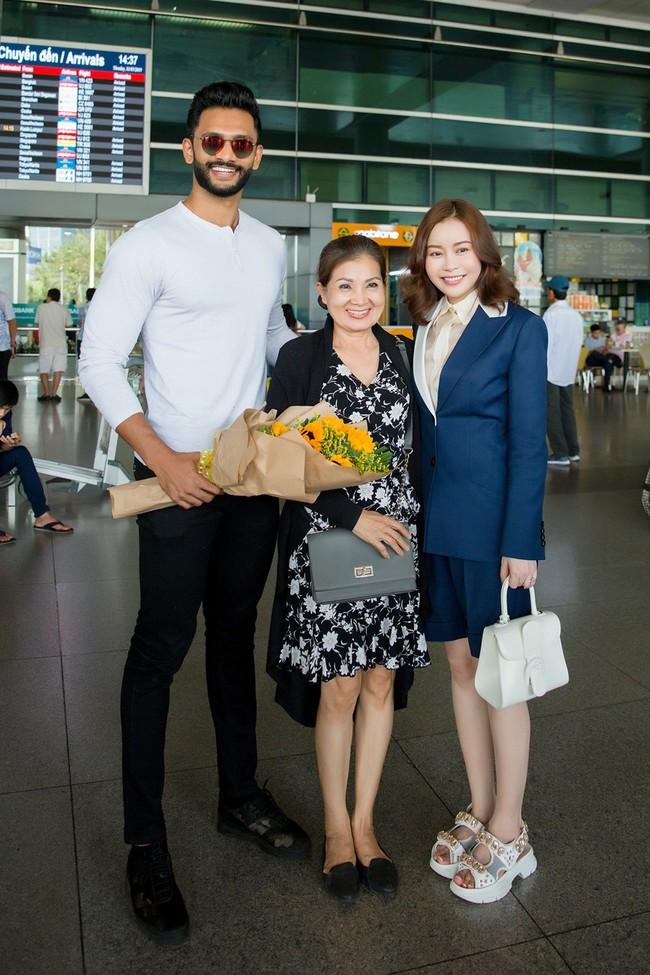 Ngọc Châu rạng rỡ chào đón Miss Supranational và Mister Supranational đến Việt Nam - Ảnh 10.