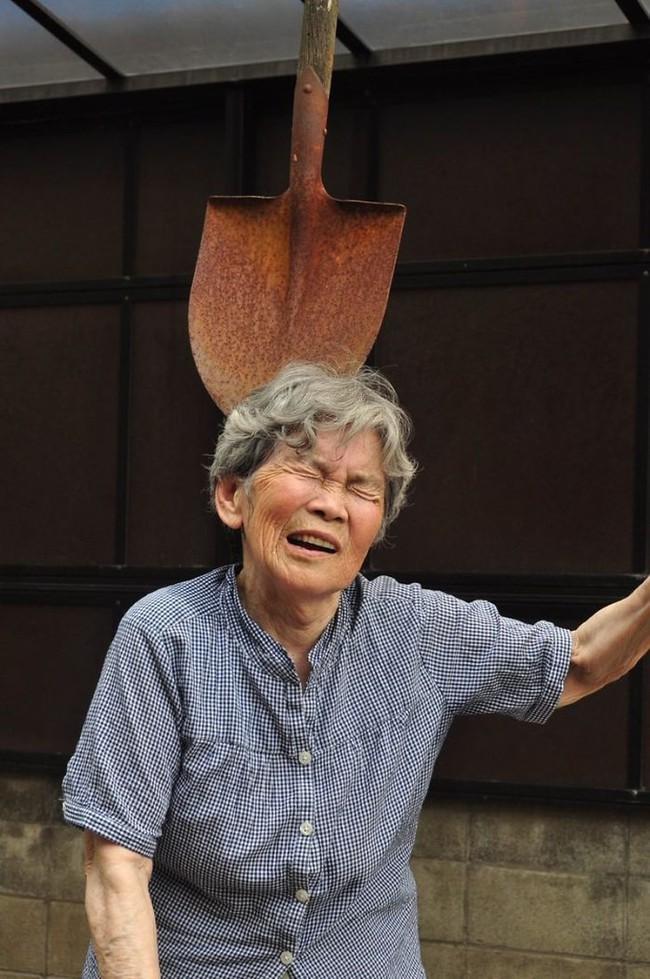 """Từ bỏ cuộc sống buồn chán, cụ bà Nhật tìm thấy niềm đam mê lúc 72 tuổi rồi thành ngôi sao MXH nhờ bộ ảnh """"sống ảo"""" cực chất - Ảnh 6."""