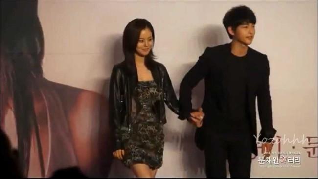 """Nếu Kim Ok Bin là """"tiểu tam"""" khiến Song Joong Ki - Song Hye Kyo ly hôn thì chắc không chỉ có một mà phải thêm cả """"danh sách"""" này - Ảnh 11."""