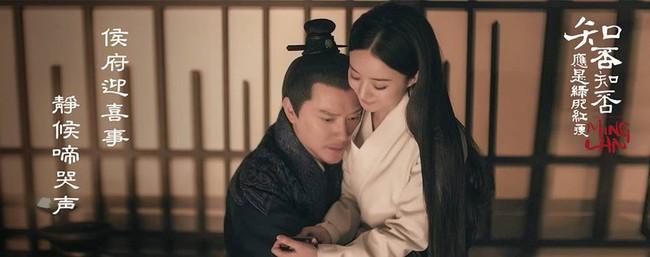 Không phải chỉ đến khi sinh con, Triệu Lệ Dĩnh mới được chồng yêu chiều, khi đóng phim, cô nàng còn được hơn thế nữa!  - Ảnh 7.
