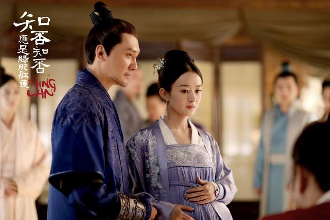 Không phải chỉ đến khi sinh con, Triệu Lệ Dĩnh mới được chồng yêu chiều, khi đóng phim, cô nàng còn được hơn thế nữa!  - Ảnh 3.