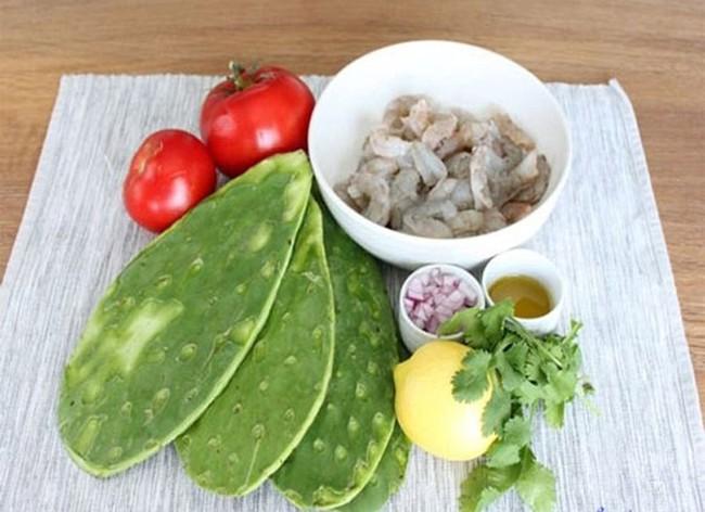 Chuyện thật như đùa: Xương rồng nấu canh là món ngon khó cưỡng, đặc sản của mùa hè miền Trung - Ảnh 4.