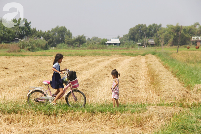Xót cảnh người mẹ khờ sống giữ đồng, nuôi 2 con nhỏ không biết mặt bố là ai vì bị xâm hại tình dục - Ảnh 11.