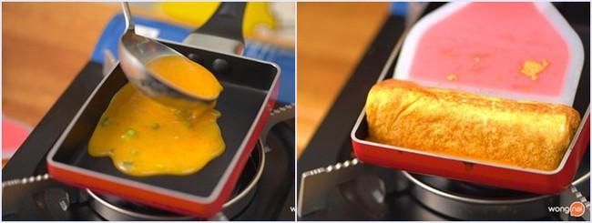Mẹ đừng bỏ qua món trứng cuộn này nếu bé chậm lớn còi xương nhé! - Ảnh 2.