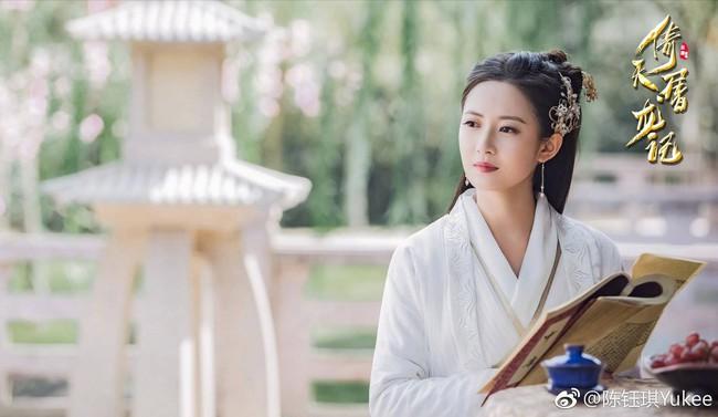 """Dân mạng dậy sóng vì cảnh trả trâm cài cực ngầu của Trương Vô Kỵ trong """"Tân Ỷ Thiên Đồ Long Ký"""" - Ảnh 3."""