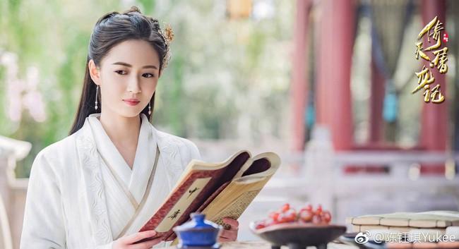 """Dân mạng dậy sóng vì cảnh trả trâm cài cực ngầu của Trương Vô Kỵ trong """"Tân Ỷ Thiên Đồ Long Ký"""" - Ảnh 5."""