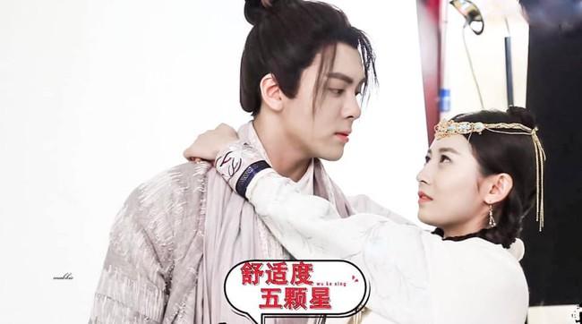 """Dân mạng dậy sóng vì cảnh trả trâm cài cực ngầu của Trương Vô Kỵ trong """"Tân Ỷ Thiên Đồ Long Ký"""" - Ảnh 10."""
