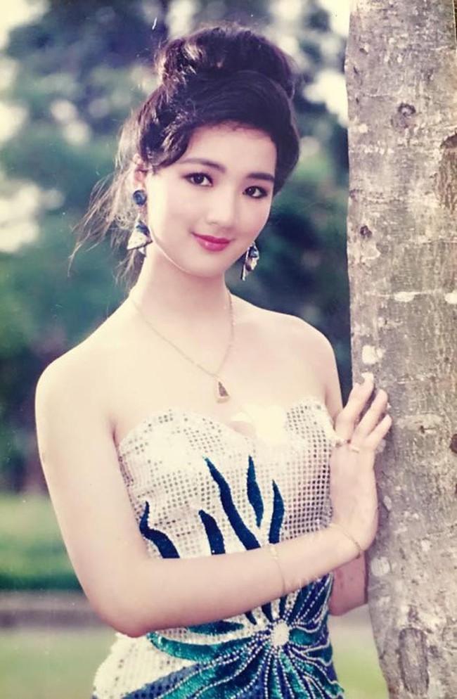 Từng là giai nhân của chủ tịch Tân Hoàng Minh, Hoa hậu không tuổi Giáng My giàu cỡ nào? - Ảnh 1.