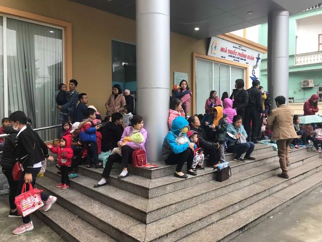 Hà Nội: Tiếp tục thêm hàng trăm trẻ phải đi xét nghiệm sau sự việc phát hiện sán lợn - Ảnh 4.