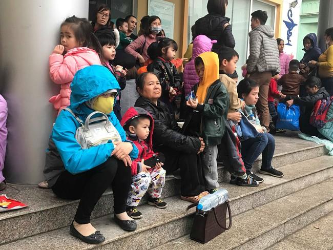 Hà Nội: Tiếp tục thêm hàng trăm trẻ phải đi xét nghiệm sau sự việc phát hiện sán lợn - Ảnh 6.