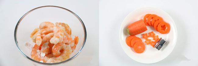 Bữa tối mà lười thì chỉ cần mỗi đĩa rau củ xào tôm ăn với cơm là ngon và đủ chất - Ảnh 1.