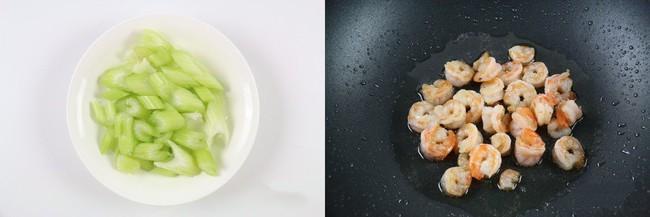 Bữa tối mà lười thì chỉ cần mỗi đĩa rau củ xào tôm ăn với cơm là ngon và đủ chất - Ảnh 2.
