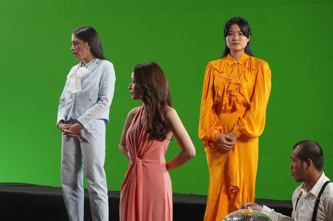 Bị chê không đủ khả năng làm ca sĩ, Chi Pu vẫn tự tin hát tiếng Thái giữa dàn mỹ nhân châu Á - Ảnh 5.