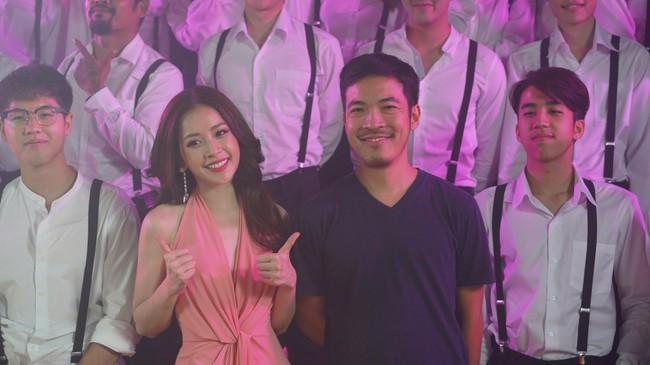 Bị chê không đủ khả năng làm ca sĩ, Chi Pu vẫn tự tin hát tiếng Thái giữa dàn mỹ nhân châu Á - Ảnh 9.