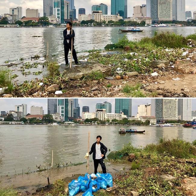 Trào lưu dọn rác đang gây bão MXH: Giới trẻ Việt hưởng ứng nhiệt thành, cùng nhau làm sạch môi trường sống chung - Ảnh 9.