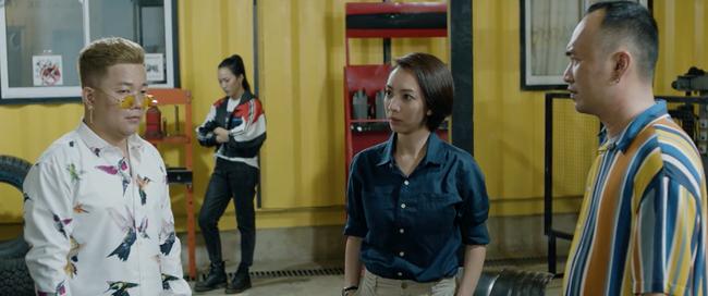 Phương Thanh tiễn biệt người yêu đầy xúc động, hé lộ điều bất ngờ về Thu Trang - Tiến Luật  - Ảnh 5.