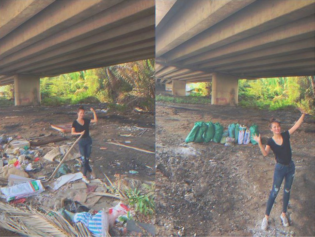 Trào lưu dọn rác đang gây bão MXH: Giới trẻ Việt hưởng ứng nhiệt thành, cùng nhau làm sạch môi trường sống chung - Ảnh 4.