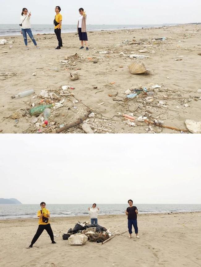 Trào lưu dọn rác đang gây bão MXH: Giới trẻ Việt hưởng ứng nhiệt thành, cùng nhau làm sạch môi trường sống chung - Ảnh 8.