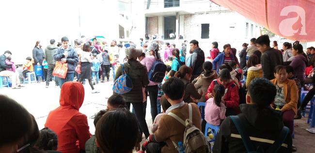 Nhiều phụ huynh bất ngờ với báo cáo của Ban ATTP Bắc Ninh về vụ hàng trăm trẻ nhiễm sán lợn - Ảnh 2.