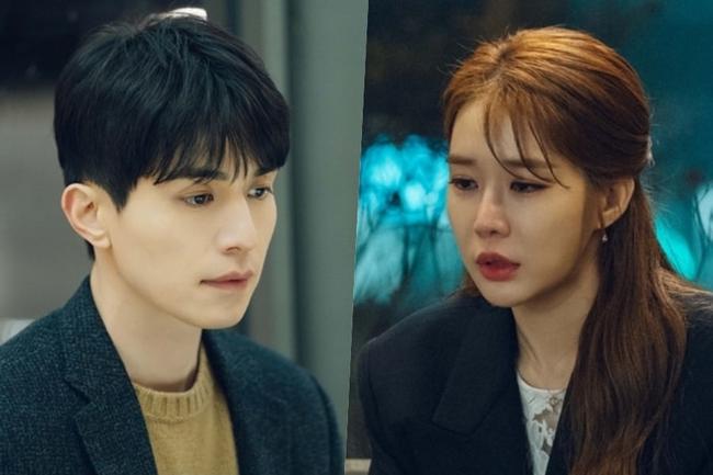 Fan gào khóc khi Lee Dong Wook dám làm điều phũ phàng này với Yoo In Na - Ảnh 1.