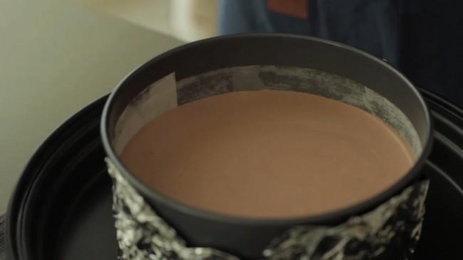Có công thức làm bánh cheesecake chocolate này tôi tự tin làm bánh cả nhà ăn khen ngon nức nở - Ảnh 5.
