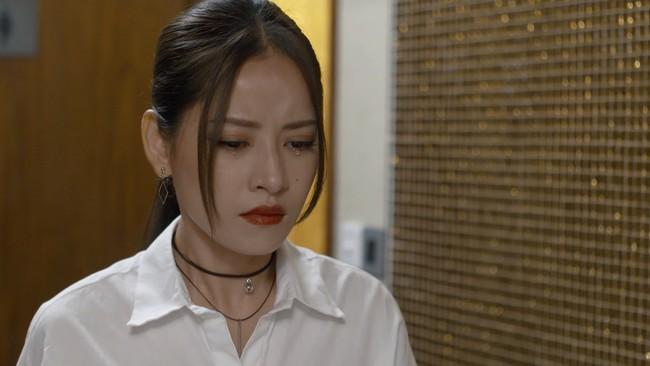 Bị mẹ kế phát hiện giả mạo thân phận, Chi Pu trơ trẽn ngã vào lòng Bình An khóc nức nở - Ảnh 4.