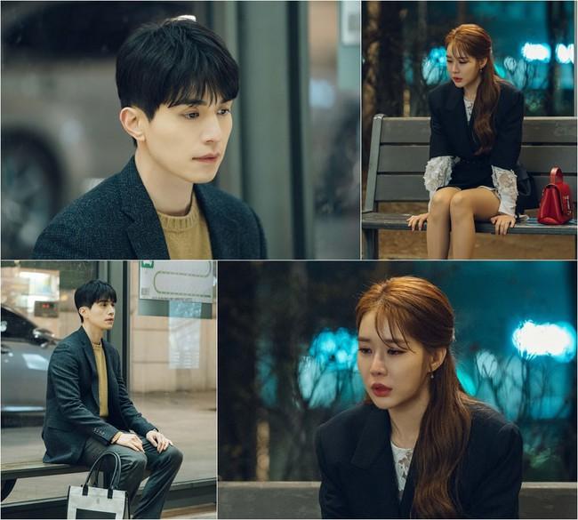 Fan gào khóc khi Lee Dong Wook dám làm điều phũ phàng này với Yoo In Na - Ảnh 2.