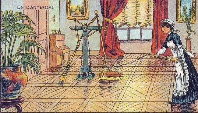 Đây là cách mà con người 100 năm trước tưởng tượng ra thế giới tương lai, có những điều đã trở thành hiện thực - Ảnh 10.