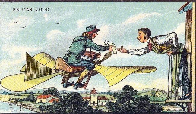 Đây là cách mà con người 100 năm trước tưởng tượng ra thế giới tương lai, có những điều đã trở thành hiện thực - Ảnh 13.