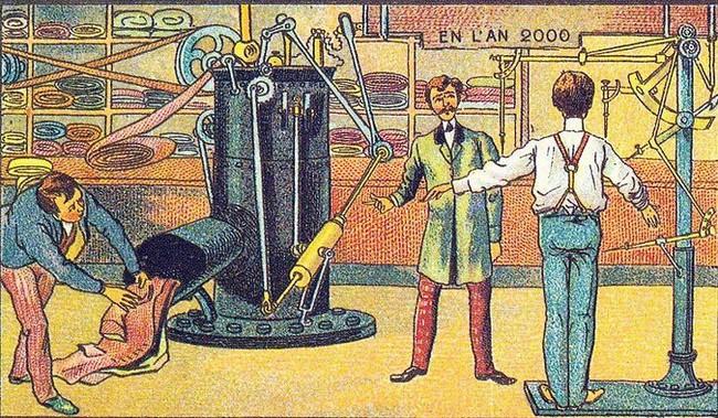 Đây là cách mà con người 100 năm trước tưởng tượng ra thế giới tương lai, có những điều đã trở thành hiện thực - Ảnh 15.