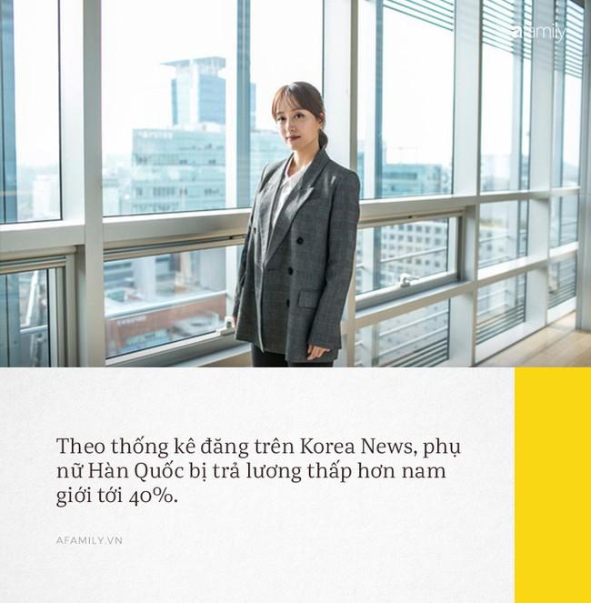 Hàn Quốc - khi đời không như phim: Phụ nữ chịu nhiều chèn ép nơi công sở, đi đâu cũng sợ bị quay lén và áp lực phải luôn đẹp - Ảnh 5.