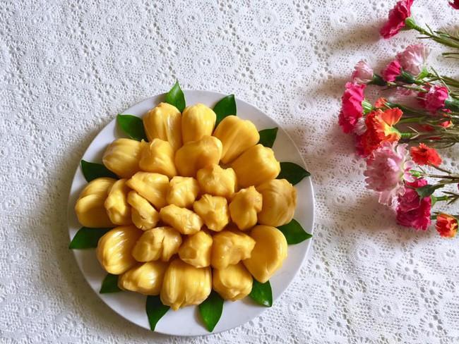 Lác mắt với những cách cắt xếp trái cây đẹp mê hồn của mẹ đảm Sài Gòn - Ảnh 4.