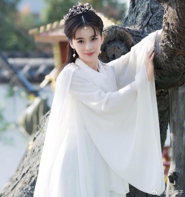 """Nhan sắc """"chim sa cá lặn"""" của cô gái có võ công thâm hậu hơn cả Chu Chỉ Nhược ở Tân Ỷ thiên đồ long ký - Ảnh 5."""