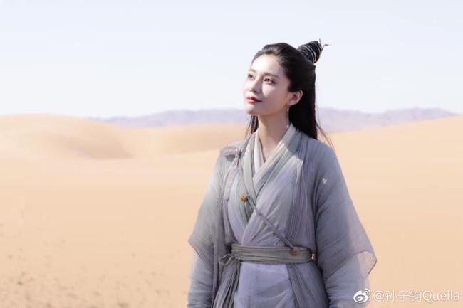 """Thêm 1 mỹ nhân Nga Mi xuất hiện, fan tự hỏi: Rốt cuộc ai mới là người đẹp nhất """"Tân Ỷ thiên đồ long ký""""?  - Ảnh 5."""