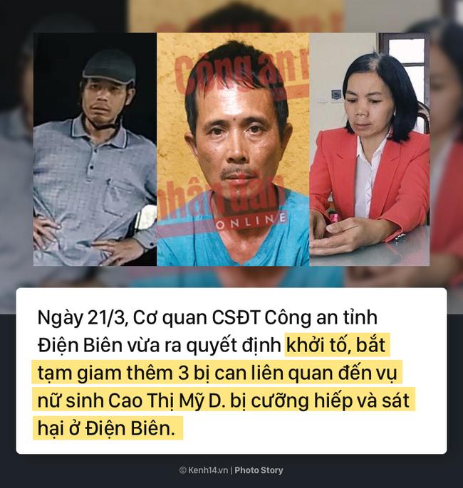 Những tình tiết gây sốc khi bắt giữ thêm 3 đối tượng liên quan vụ trọng án nữ sinh giao gà bị sát hại, cưỡng hiếp - Ảnh 1.